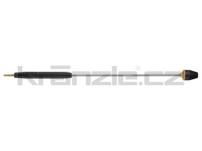 Kränzle nástavec s rotační keramickou TURBO tryskou 035, s plastovým madlem, 1000 mm (D12)
