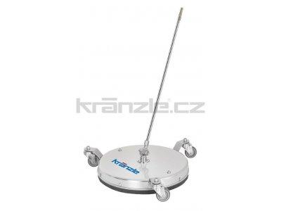 Kränzle rotační čistič ploch INOX 410, ušlechtilá ocel, pr. 410 mm (D12)