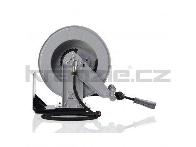 Kränzle automatický navíjecí buben s 20 m vysokotlakou hadicí a nástěnným držákem