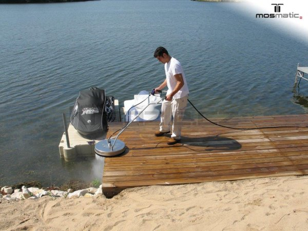 Rotační čistič ploch FL-CG 520