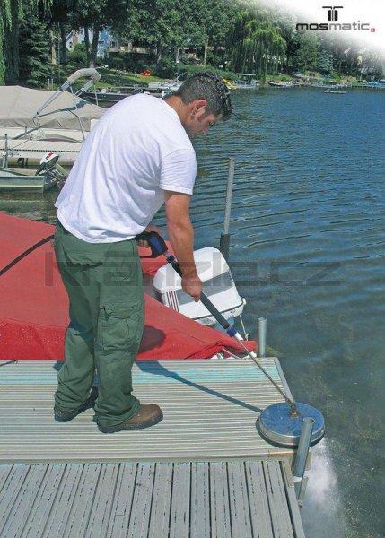 Rotační čistič ploch FL-EG 300