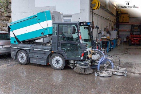 Rotační čistič ploch FL-AH 520