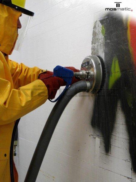 Rotační čistič ploch FL-ABB 200