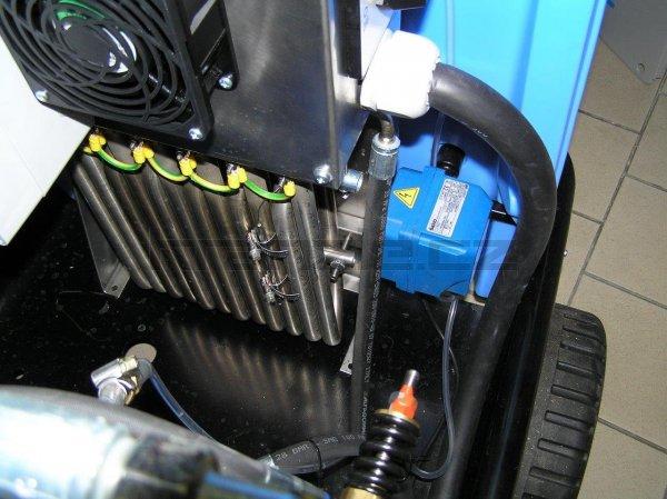 Vysokotlaký čistič Kränzle therm 602 E-M 24 +