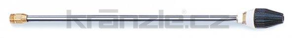 Kränzle nástavec s rotační keramickou bodovou tryskou 03, 500 mm