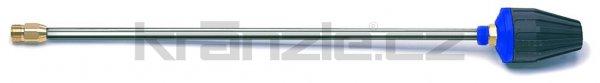 Kränzle nástavec s rotační keramickou bodovou TURBO tryskou 07, 600 mm
