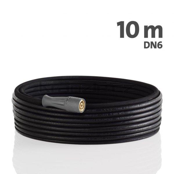 Kränzle vysokotlaká prodlužovací hadice 10m, DN6, 210 bar, 155°C, M22x1,5 x M22x1,5