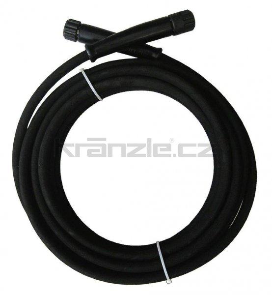 Kränzle vysokotlaká prodlužovací hadice 20m, DN8, 400 bar, 155°C, M22x1,5 x M22x1,5