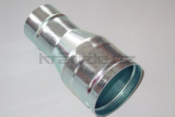 Soteco ocelová přechodka pozinkovaná, 70/50 mm