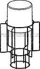 Soteco plovákový koš pro PLANET 100-litrové nádrže