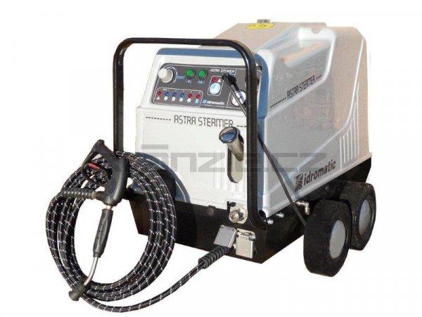 Parní čistič Idromatic ASTRA STEAMER EVO s naftovým ohřevem