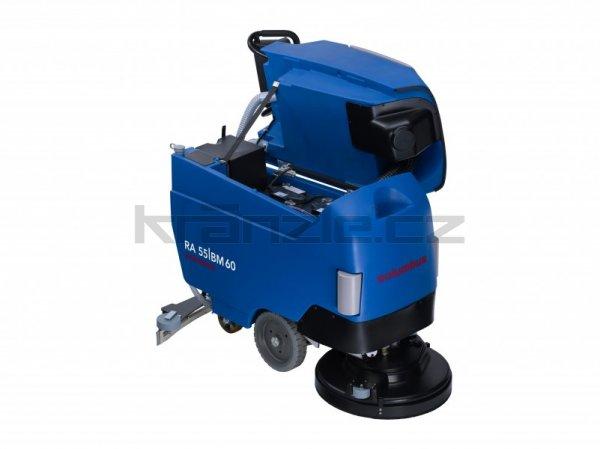 Podlahový mycí stroj Columbus RA 55 BM 60 NEW s příslušenstvím