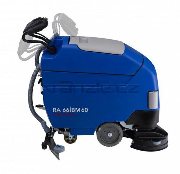 Podlahový mycí stroj Columbus RA 66 BM 60 NEW s příslušenstvím