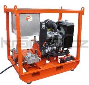 Vysokotlaký čistič DEN-JET CD50-400 Diesel