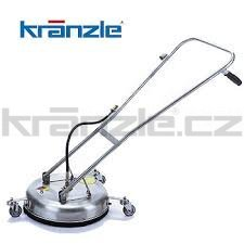 Kränzle rotační čistič ploch, ušlechtilá ocel, pr. 420 mm