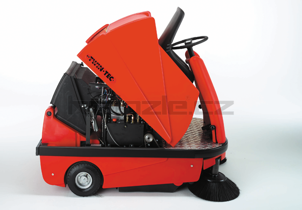Zametací stroj Stolzenberg TwinTop TTE 1100 komplet