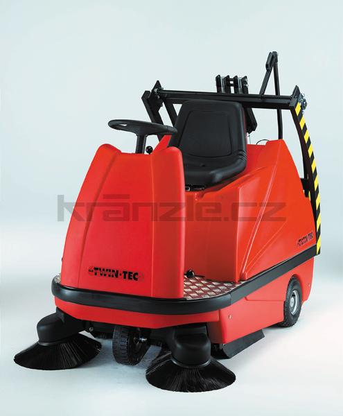 Zametací stroj Stolzenberg TwinTop TTV 1100 komplet