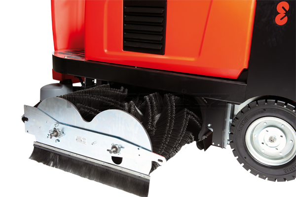 Zametací stroj Stolzenberg TwinTop TTE 1300 komplet