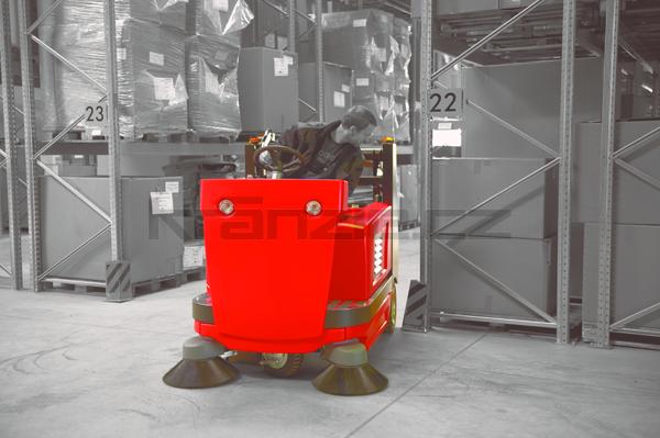Zametací stroj Stolzenberg TwinTop TTP 1300 komplet