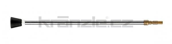 Kränzle nástavec se základní plochou tryskou 03 a rychloupínacím trnem DN10 pro K 1050, 500 mm