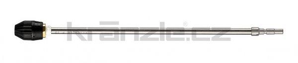 Kränzle nástavec s rotační keramickou bodovou tryskou 03, s trnem D10 pro K 1050, 400 mm