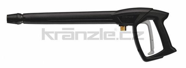 Kränzle vysokotlaká pistole M2001 s prodloužením 500 mm (rychlospojka D10) pro K 1050