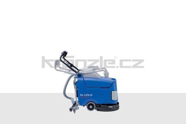 Podlahový mycí stroj Columbus RA 43 B 20 s příslušenstvím
