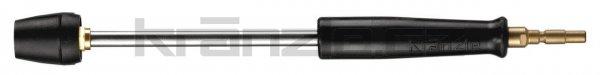 Kränzle nerezový prodlužovací nástavec light s rychlovýměnným trnem D10 pro K 1050, 400 mm