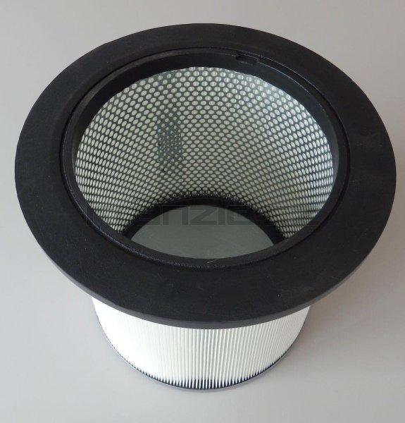 Soteco skládaný válcový filtr SHAKE sucho