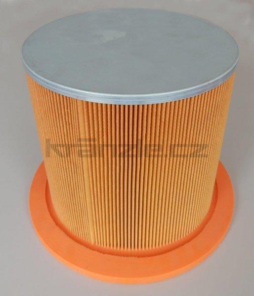 Soteco skládaný válcový filtr SHAKE sucho HEPA