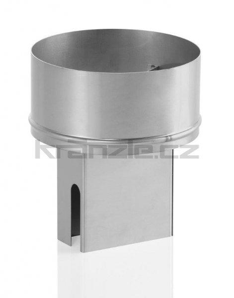 Kränzle adaptér k připojení ke komínu pro therm krátký, 200 mm (spalinový výfuk)