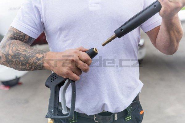Kränzle vysokotlaká pistole Starlet 2 krátká (rychlospojka D12)