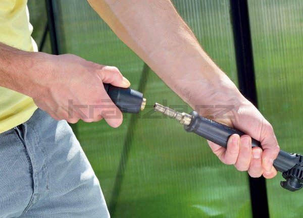 Kränzle vysokotlaká pistole M2000 krátká (rychlospojka DN12)