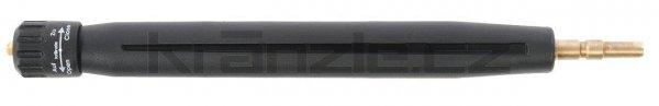 Kränzle adaptér M22 x rychlospojkový trn Kränzle DN12 s prodloužením