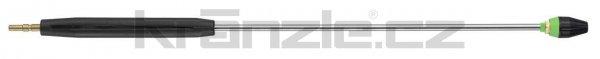 Kränzle nástavec s rotační keramickou bodovou tryskou 045, s plastovým madlem, 1000 mm (D12)