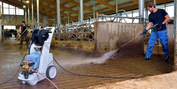 Vysokotlaký čistič Kränzle bully 1200 TST