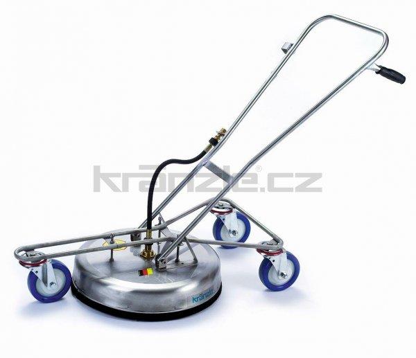 Kränzle rotační čistič ploch, ušlechtilá ocel, pr. 520 mm, M22x1,5