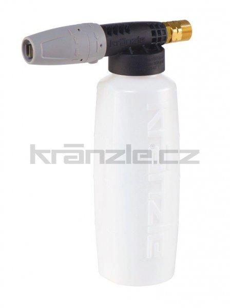 Kränzle pěnový injektor s nádobou 1l (M22 x 1,5 vnější)