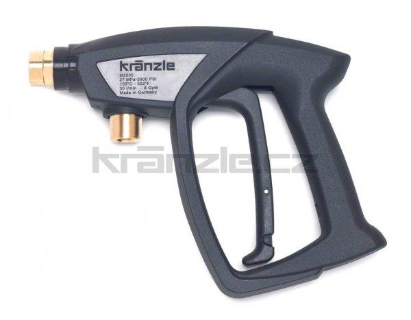 Kränzle vysokotlaká pistole M2000 krátká (1/4, 3/8)