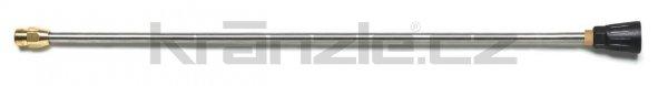 Kränzle nástavec se základní plochou nožovou tryskou M20035 bez regulace 600 mm