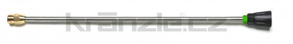 Kränzle nástavec se základní plochou nožovou tryskou M20045 bez regulace 500 mm