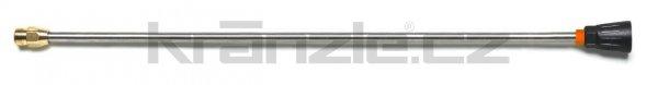 Kränzle nástavec se základní plochou nožovou tryskou M2011 bez regulace 600 mm
