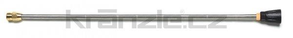 Kränzle nástavec se základní plochou nožovou tryskou M20125 bez regulace 600 mm