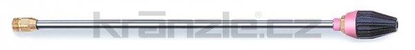 Kränzle nástavec s rotační keramickou bodovou tryskou 028, 500 mm