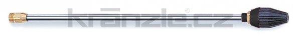 Kränzle nástavec s rotační keramickou bodovou tryskou 055, 500 mm