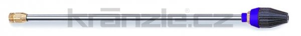 Kränzle nástavec s rotační keramickou bodovou tryskou 07, 500 mm