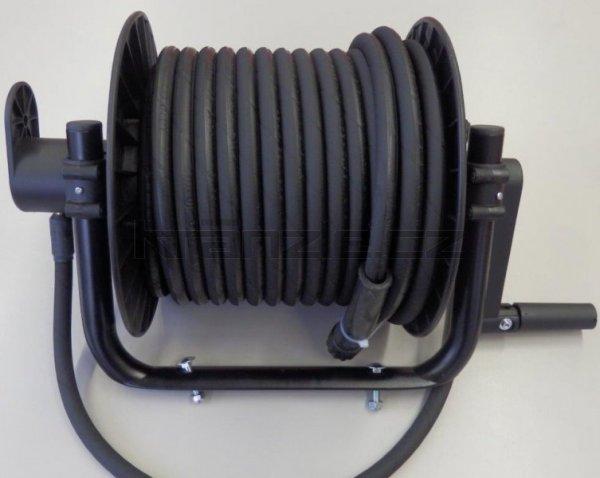 Kränzle navíjecí hadicový buben, s 15 m vysokotlakou hadicí DN8, pro Therm C a CA
