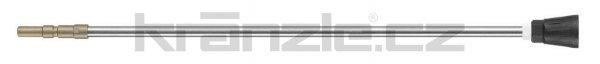 Kränzle nástavec se základní plochou nožovou tryskou M2003 bez regulace 500 mm (D12)