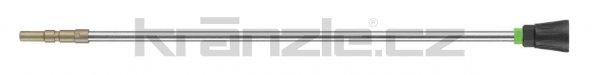 Kränzle nástavec se základní plochou nožovou tryskou M20045 bez regulace 500 mm (D12)