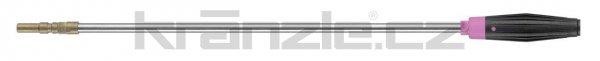 Kränzle nástavec s Vario-Jet tryskou 028 s regulací 500 mm (D12)